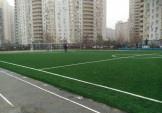 Ремонт шкільного стадіону