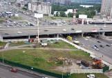 Будівництво на метро Осокорки