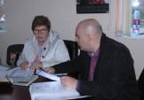 Зустріч із активом приватного сектору Осокорки