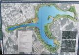Проектанти представили ескіз майбутнього парку навколо озера Жандарка