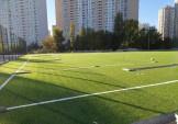 На завершальному етапі будівництво стадіону 111 школи
