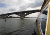 Прощавай, Дніпро, до наступної весни!