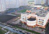 Новини із будівництва навчального закладу на Осокорках