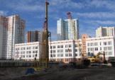 Новини з будівництва другої черги гімназії #КиївськаРусь