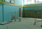 Ремонт у залі СЗШ № 111 буде завершено за місяць