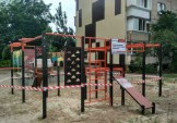 Новий майданчик для вуличних тренувань на Сортувальній, 2