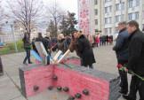 21 листопада – четверта річниця Євромайдану, День Гідності та Свободи. Вшануємо Героїв.