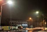 Вулиця Центральна на Осокорках світиться повністю