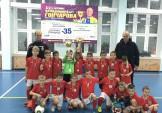 Дарницькі школярі зіграли у Осінньому футбольному турнірі