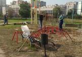 На Урлівській буде новий дитячий ігровий комплекс