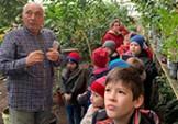 Підтримали подорож дітей із 62 школи до бананової ферми на Київщині