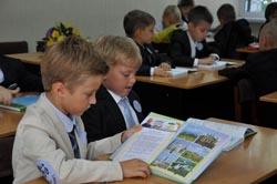 День знань дарницьких школярів