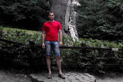 1000 летний дуб Железняка Максима