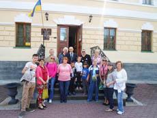 Поїздка в Чигирин 30.08.2014