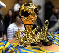 Зимове свято футболу 05.01.2015