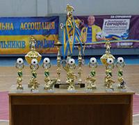 Чемпіонат з міні-футболу присвячений пам