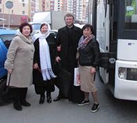 Поїздка до Данівського Свято-Георгіївського жіночого монастиря