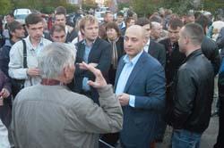 Зустріч з виборцями