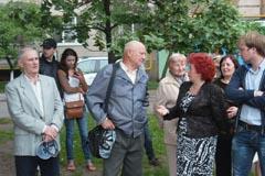 Зустріч з виборцями вул. Срібнокільська 16