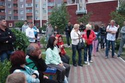 Зустріч з виборцями вул. Урлівська 34