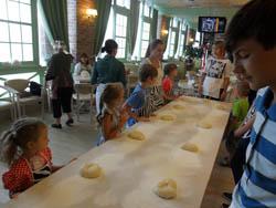 Майсер-клас з приготування піцци 11.07.2015
