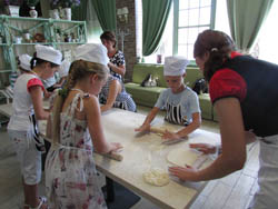 Майсер-клас з приготування піцци 08.08.2015