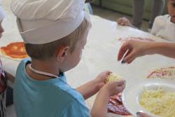 Майсер-клас з приготування піцци 15.08.2015