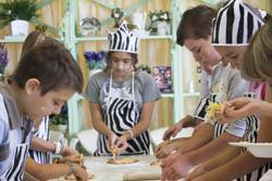Майсер-клас з приготування піцци 22.082015