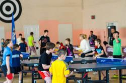 Володимир Гончаров організував тенісний турнір у столиці