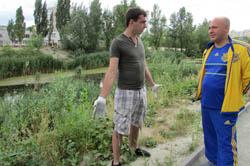Дарничани прибрали Жандарку 11.07.2015