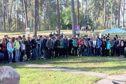 Свято туризму у Дарницькому районі