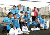 Вітаємо переможців Третього всеукраїнського футбольного турніру пам'яті Валерія Лобановського