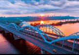Нарешті дійшла черга до Дарницького мосту