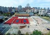 Стадіон школи 62 зараз зверху виглядає так!