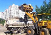 Вивезли 90 тонн сміття поруч Жандарки