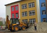 На Княжому Затоні за сприяння депутата продовжується будівництво сучасного дитячого садочка