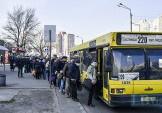 Колізія з 220 маршрутним таксі