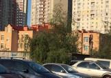 Незаконний паркувальний майданчик біля озера Жандарка демонтують