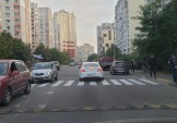 Пішохідний перехід на вулиці Урлівській став безпечнішим