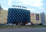 Прибрати затори поруч з River Mall
