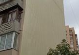 Утеплення будинку на Срібнокільській